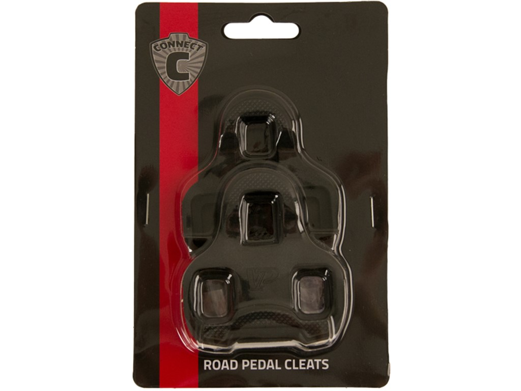 CONNECT Cleat Road - Cleat LOOK Keo compatible Float 0°