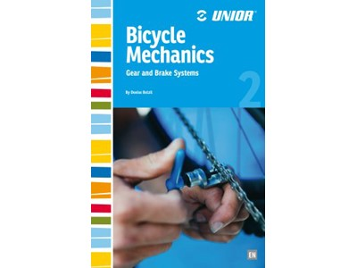 UNIOR Bicycle Mechanics Book #2