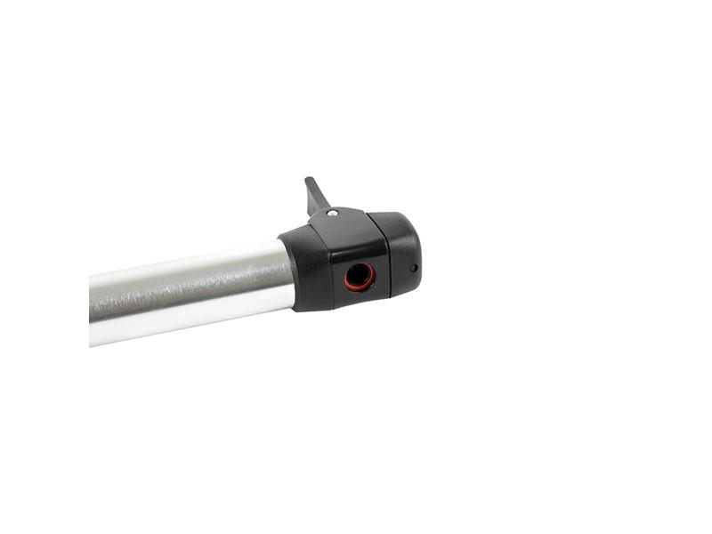 ZÉFAL Mini pump Air Profil Switch 7 bar/100 psi Black/Silver