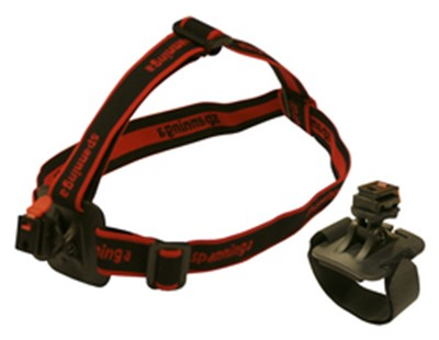 SPANNINGA Bracket BR110 Adjustable head and helmet strap