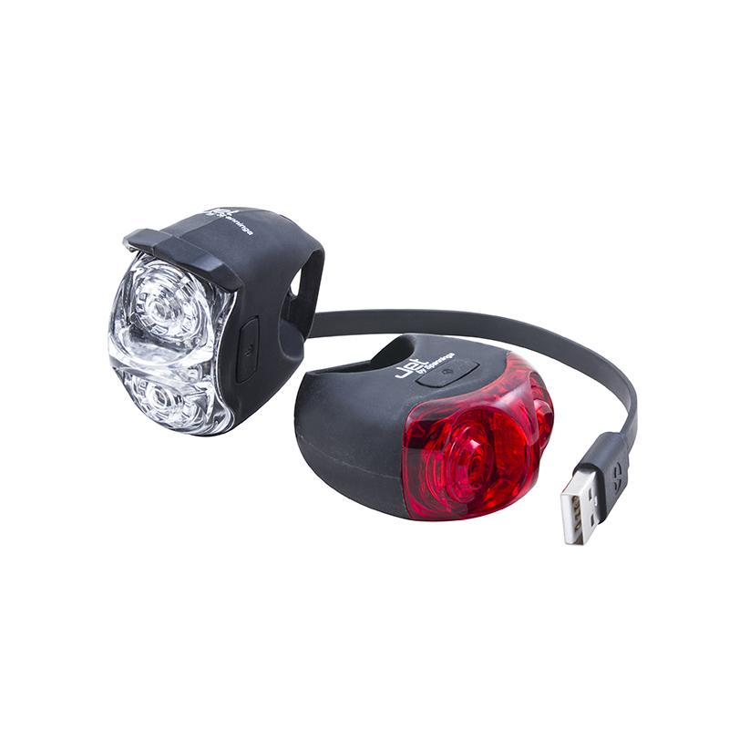 Bicycle Light set XLC Triton//Thebe 5X CL-S03 tail light