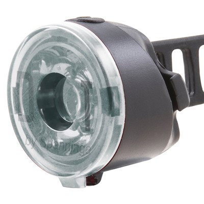 SPANNINGA Front light Dot Black