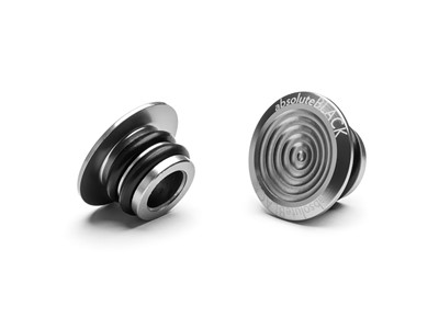 ABSOLUTEBLACK Bar end plugs Aluminium bar plugs