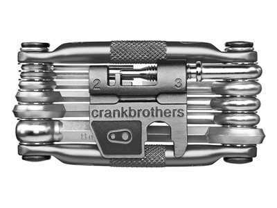 CRANKBROTHERS Multi-tool M17 Nickel