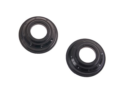 CRANKBROTHERS End cap Iodine 2/3 - Opium 3 - Sage 2, front (first and second gen. wheels)