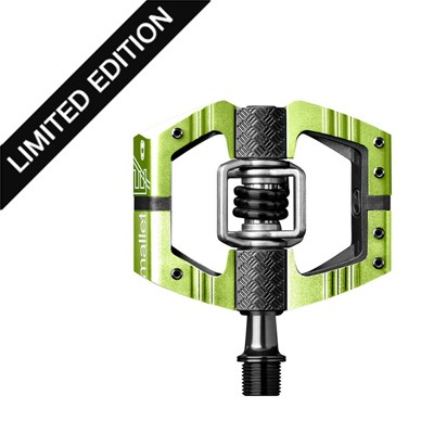 CRANKBROTHERS Pedal Mallet E LS Limited Edition Green