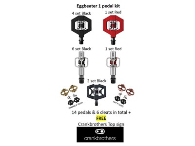 CRANKBROTHERS Pedal kit Click Level 1