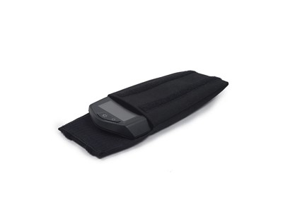 Fahrer Display Sleeve Universal sleeve for transporting your e-bike head unit. Scratch free inner lining, fits all sizes Black
