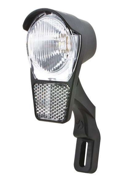SPANNINGA Front light Galeo Black