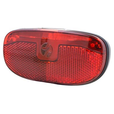 SPANNINGA Rear light DUXO Xb Black