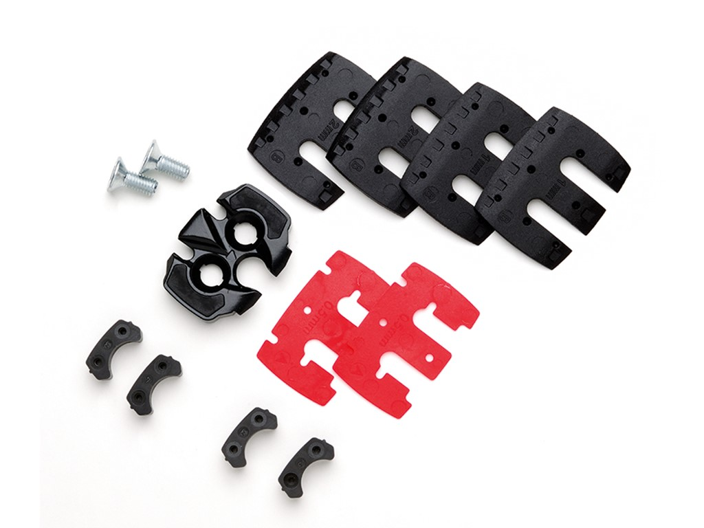 LOOK Cleat S-track Cleat Compatible with S-track pedals Float 4