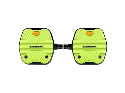 LOOK Pedal Geocity Grip Lime