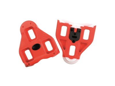 LOOK Cleat Delta Cleat Red Compatible with LOOK Delta pedals Float 9°