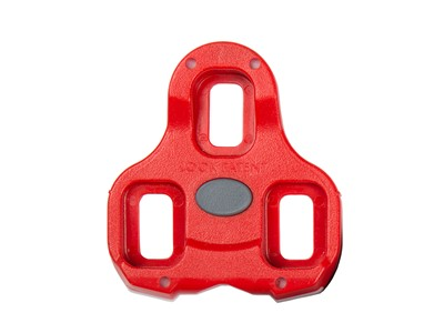 LOOK Cleat Keo Red Compatible with LOOK Keo pedals Float 9°
