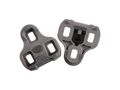 LOOK Cleat Keo Grip Grey Compatible with LOOK Keo pedals Float 4,5°
