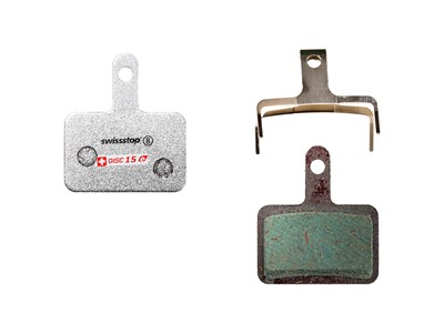 SWISSSTOP Disc brake pad Disc 15 E * * Organic pad Disc E compound