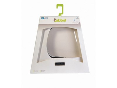 QIBBEL Windscreen basic Transparent