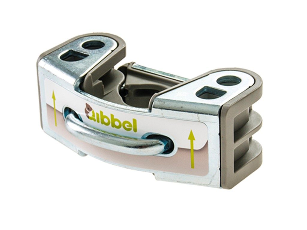 QIBBEL Child seat bracket Stem fitment, front seat
