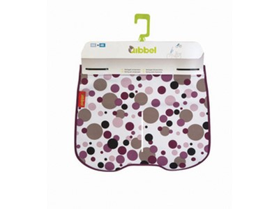 QIBBEL Windscreen styling set Dot purple