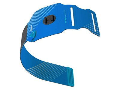 SP Connect Smartphone Accessory Running Band Blue