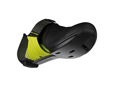 FIZIK Stabilita Carbon Size 39 Black/Yellow Fluo