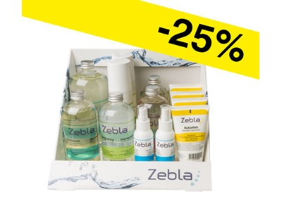 ZEBLA Dealer buy-in pack